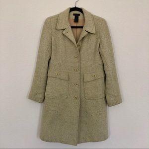 Frenchi Wool Coat - Medium